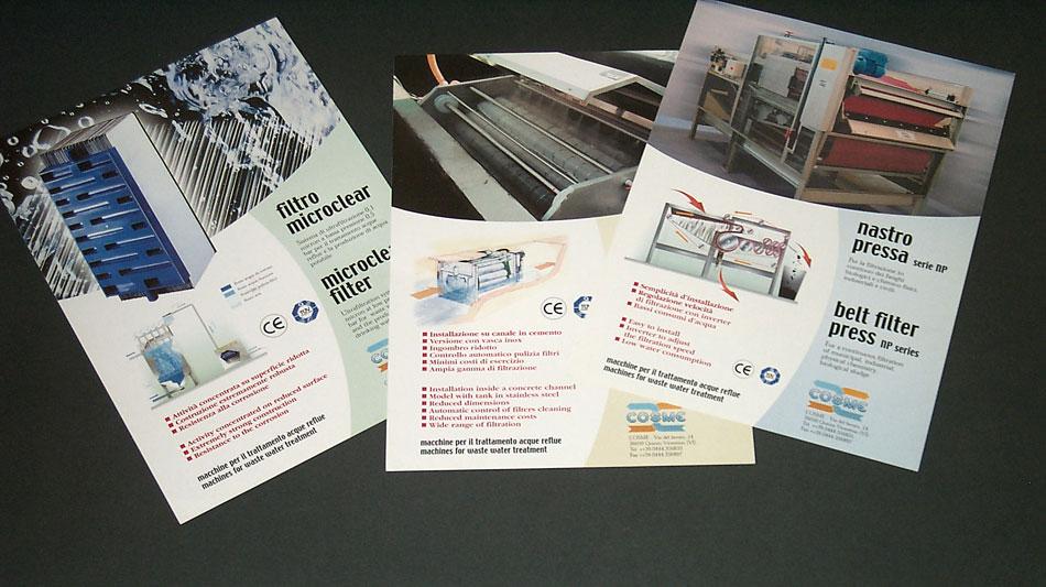 creazione cataloghi - schede catalogo