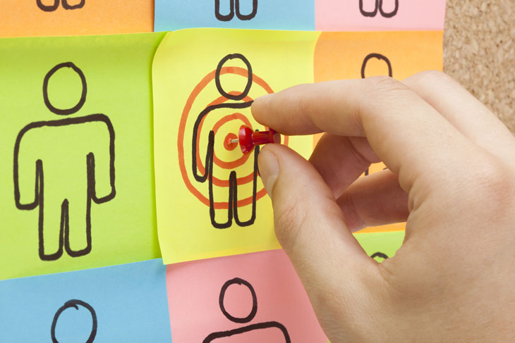 progettare siti web target oriented