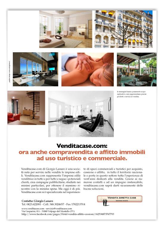 pagina pubblicitaria