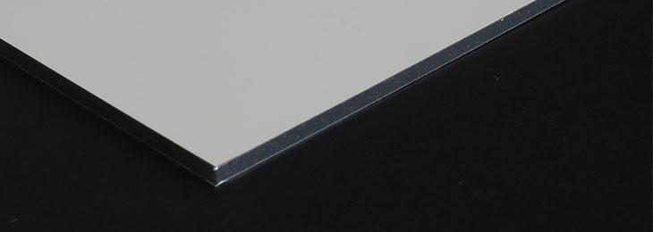 stampa su supporti rigidi - alluminio