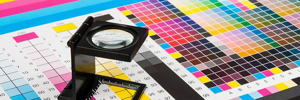 design grafico tecnica gestione colore