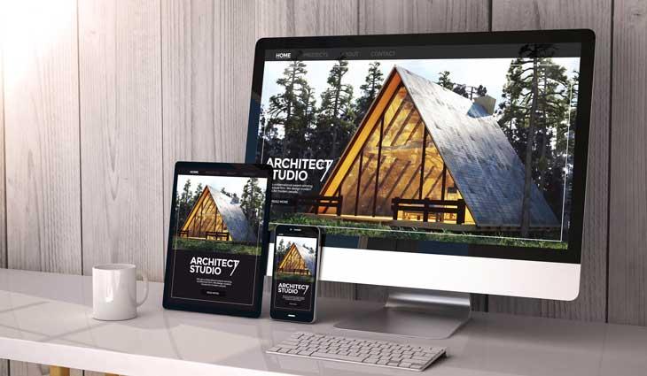 come creare un sito web professionale: le immagini
