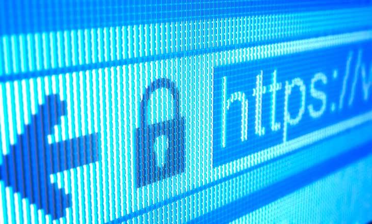 come creare un sito web professionale: protocollo https