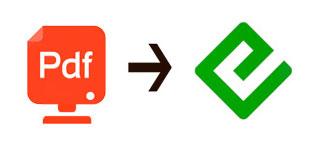 convertire pdf in ebook