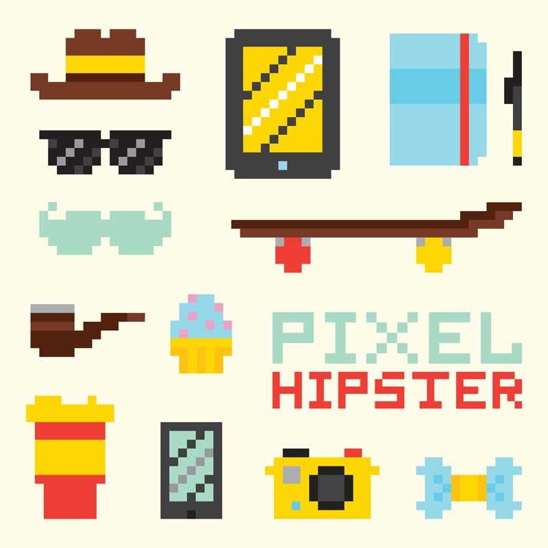 immagine di pochi pixel di grandezza
