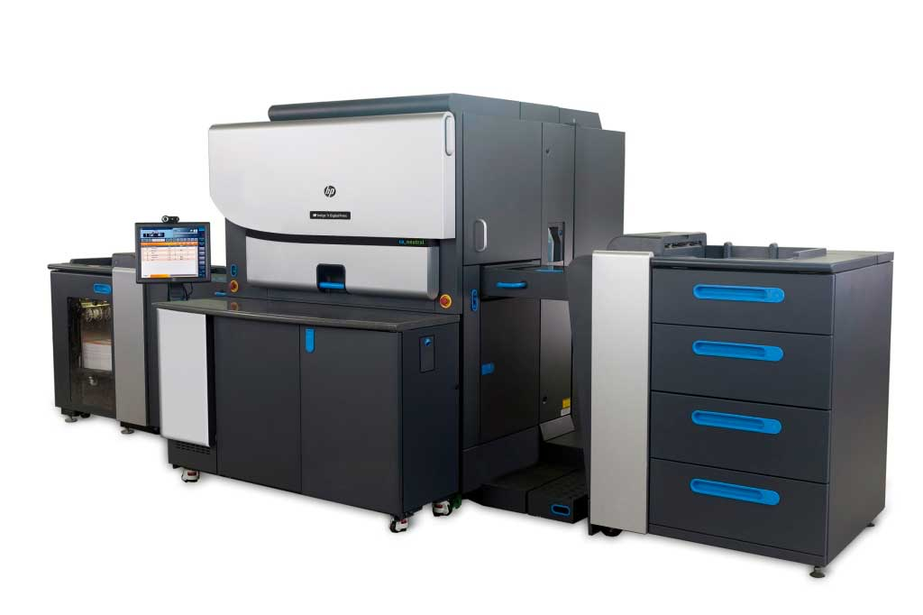 stampante indigo per stampa on line
